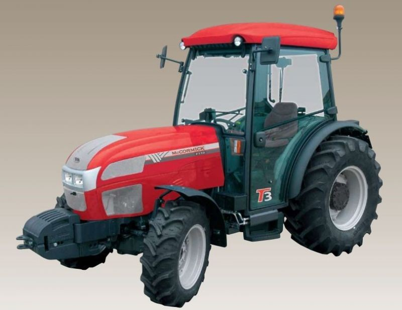 TRACTOR MCCORMICK - Serie F