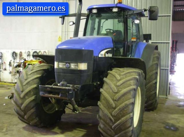 NEW HOLLAND - 190 DT