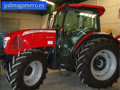TRACTOR MCCORMICK - X50. 40