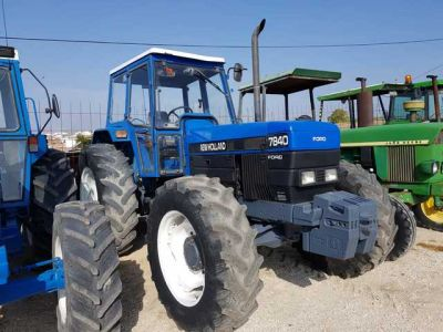 FORD 7840 DT