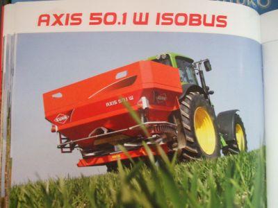 AXIS 50.1 ISOBUS
